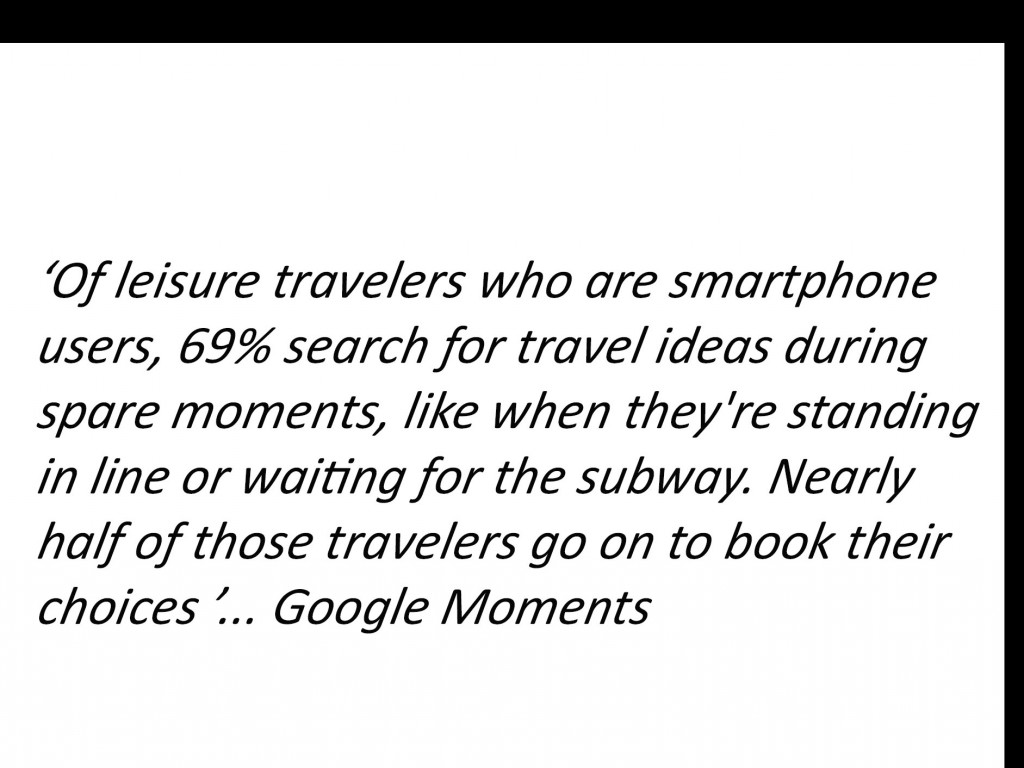 micro moments travel quote